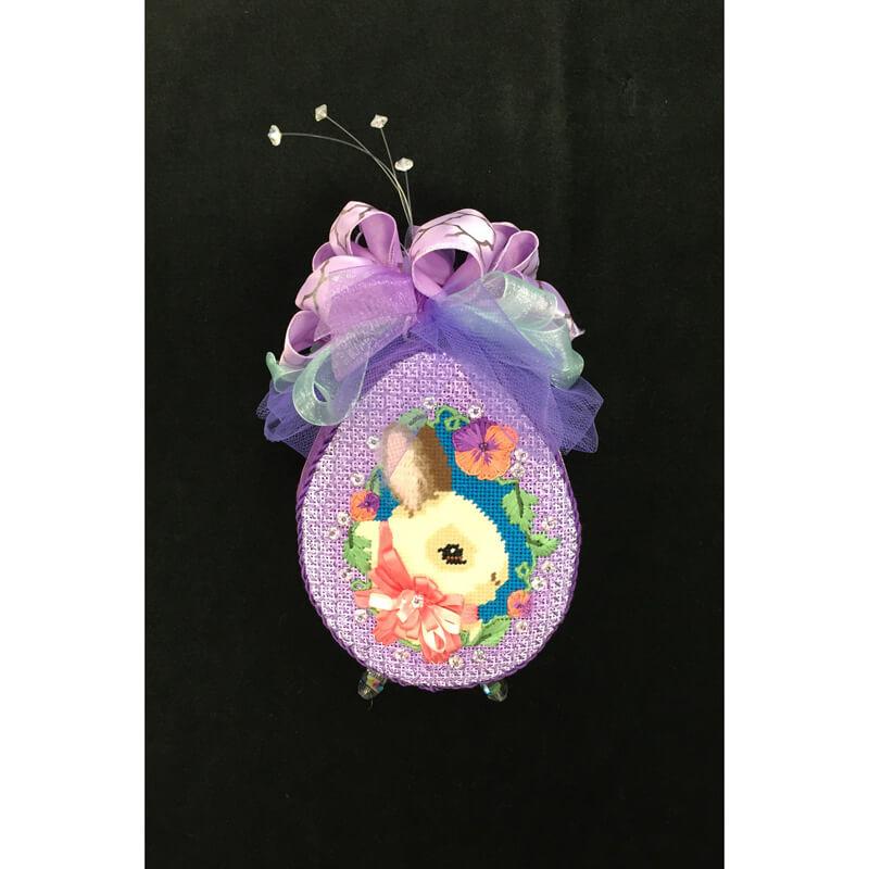 Nashville Needleworks-5536-Easter Babies-Clementine