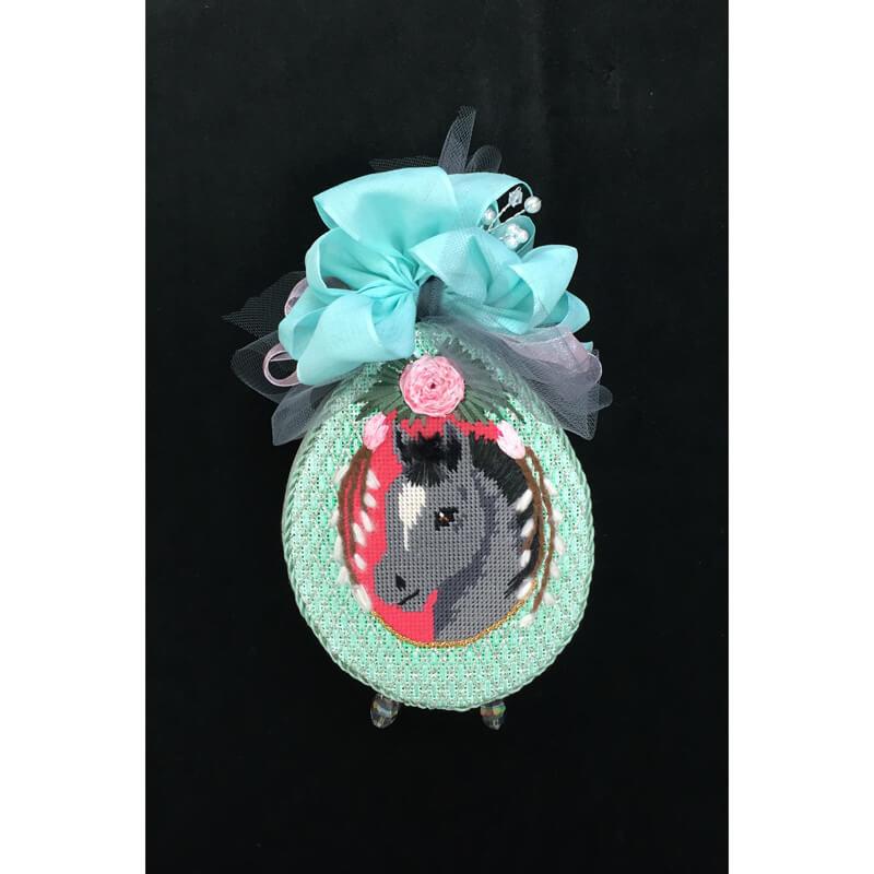 Nashville Needleworks-5536-Easter Babies-Blaze