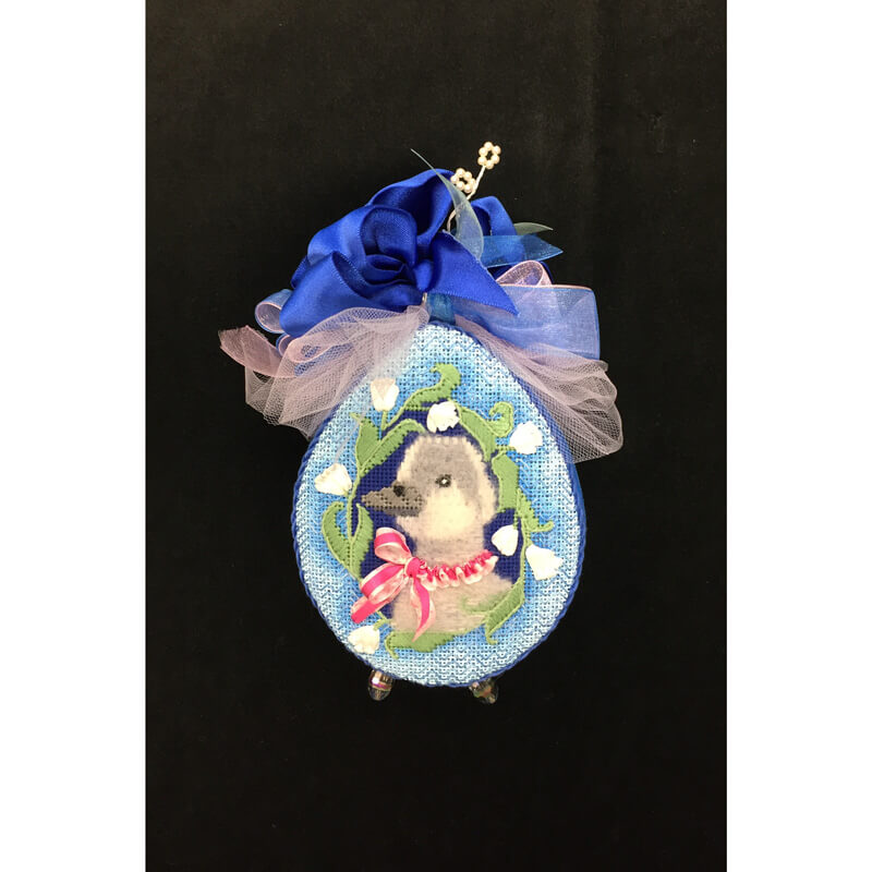 Nashville Needleworks-5536-Easter Babies-Odette