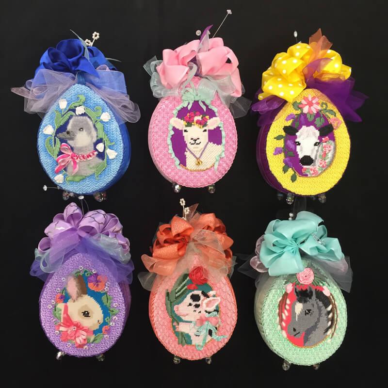 Nashville Needleworks-5536-Easter Babies
