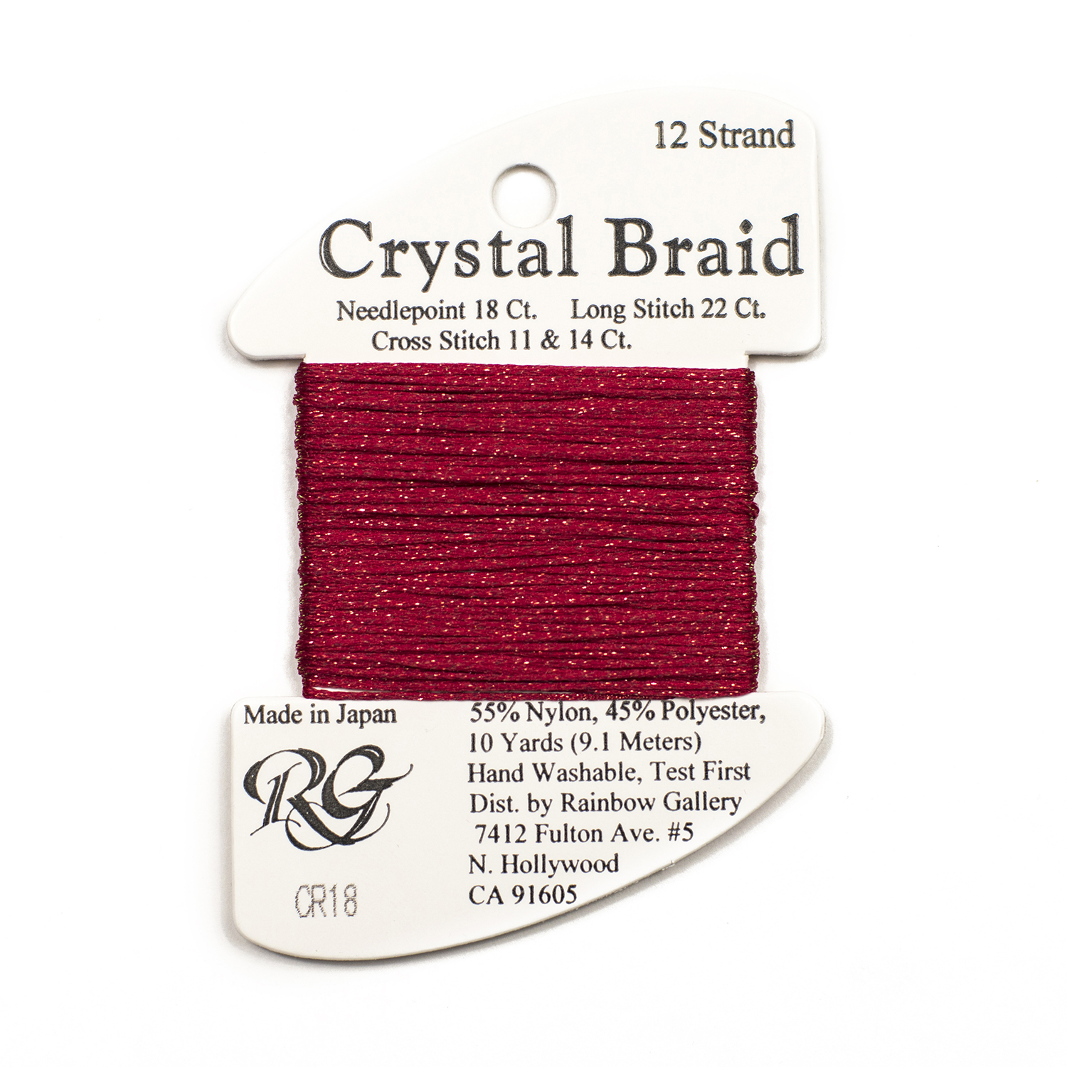 Nashville Needleworks - Crystal Braid