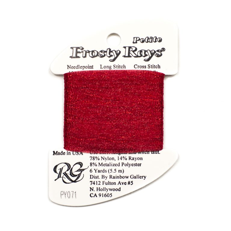 Nashville Needleworks - Frosty Rays Thread