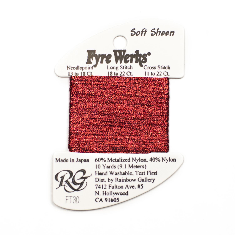 Nashville Needleworks - Frye Werks