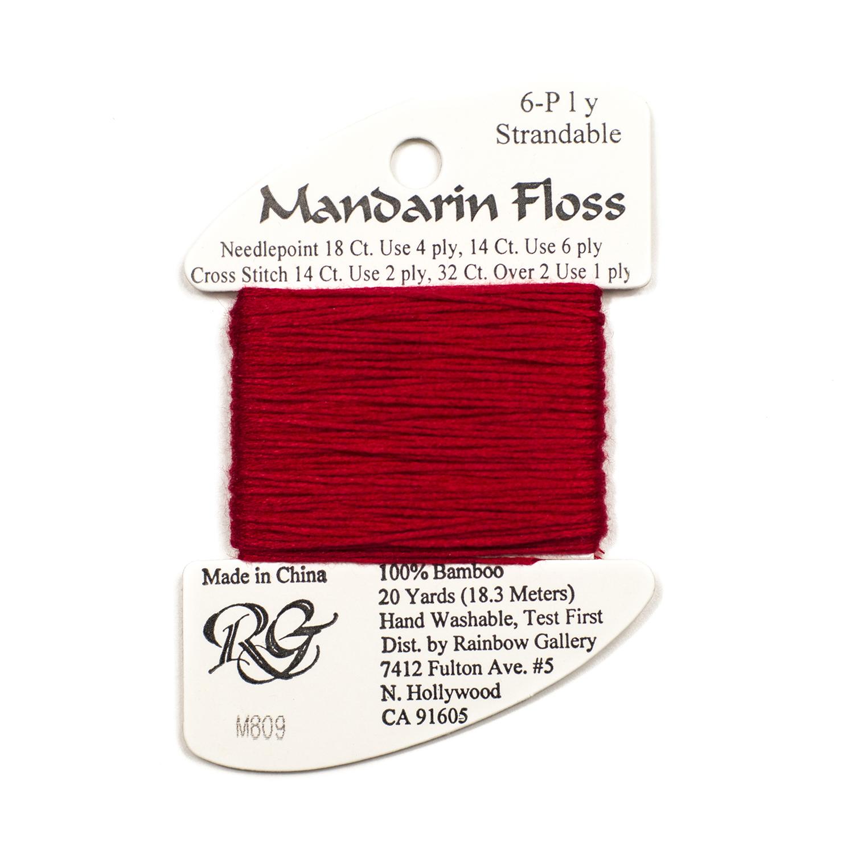 Nashville Needleworks - Mandarin Floss