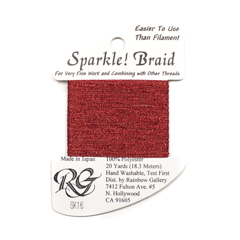 Nashville Needleworks - Sparkle! Braid