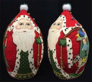 Nashville Needlework-Class-Four Sided Santa