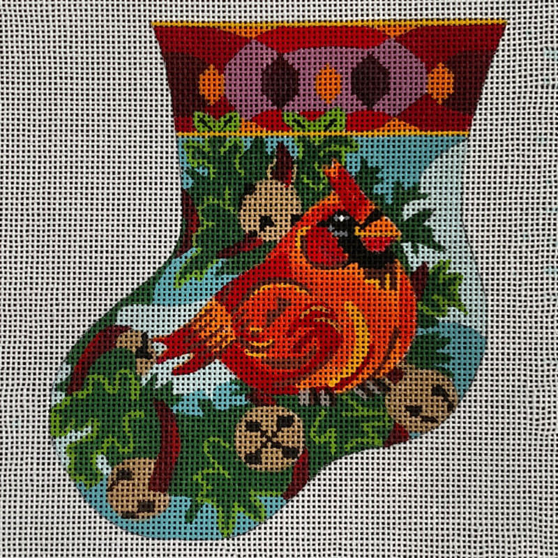 Nashville Needleworks-5869-Jolly Cardinal