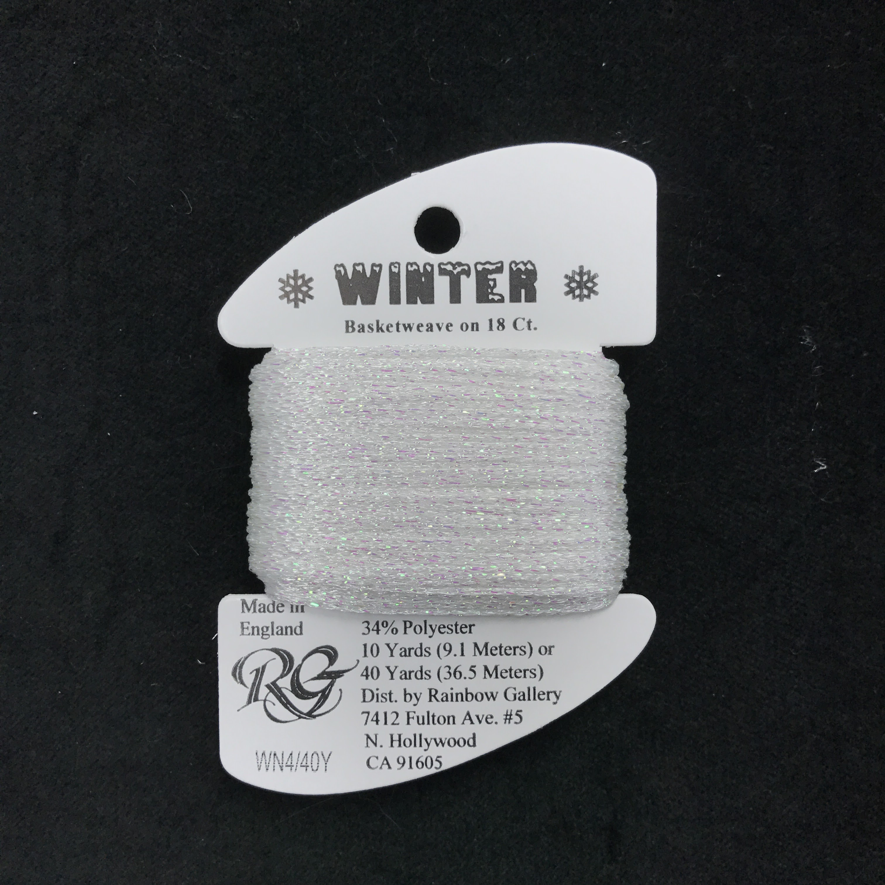 Nashville Needleworks - Winter Thread