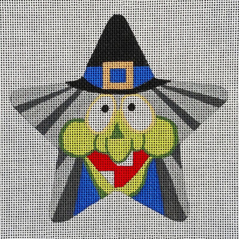 Nashville Needleworks-5801-Witch Star