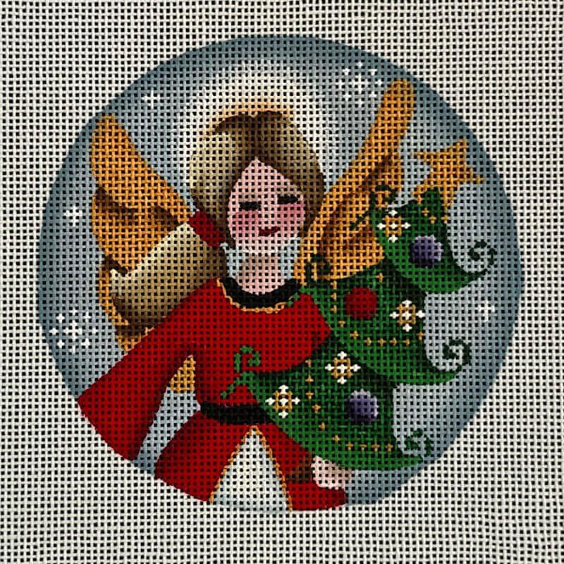 Nashville Needleworks-5948-Christmas Angel