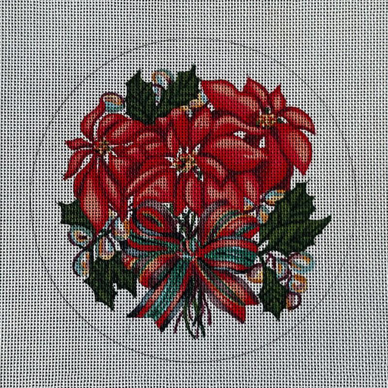 Nashville Needleworks-6172-Poinsettia
