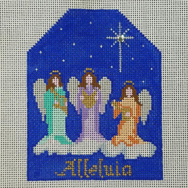 Nashville Needleworks-6319-Alleluia Angels