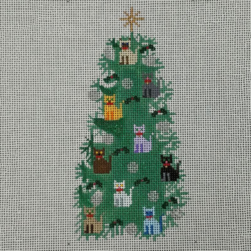 Nashville Needleworks-6326-Cat Tree