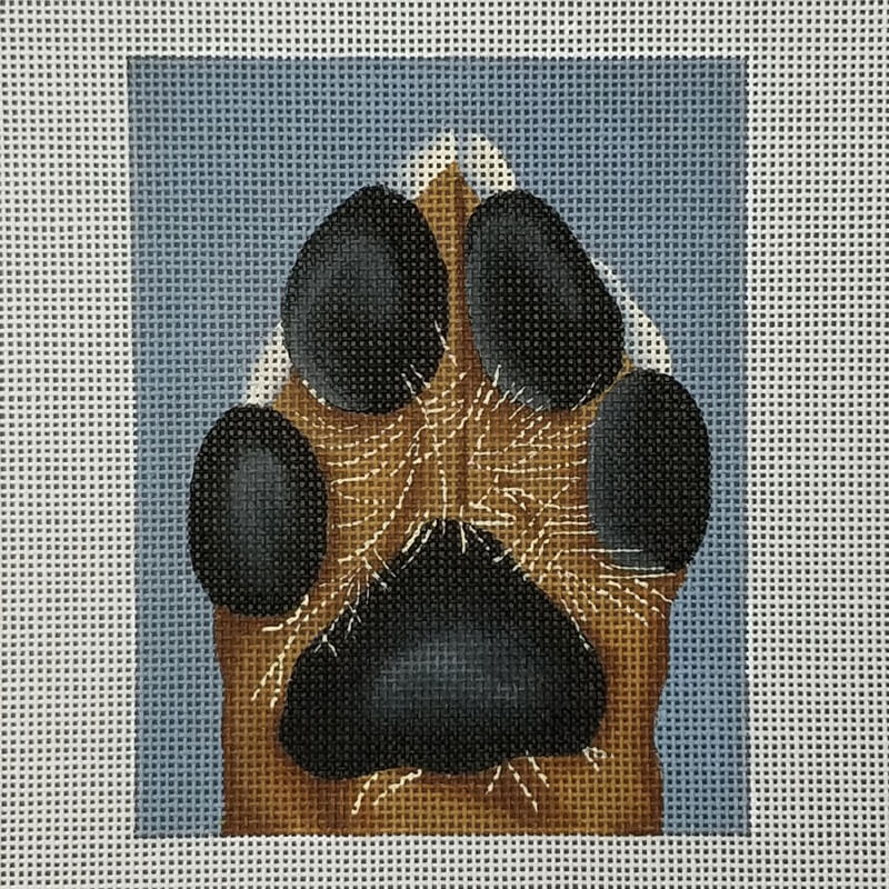 Nashville Needleworks-6303-Dog Paw