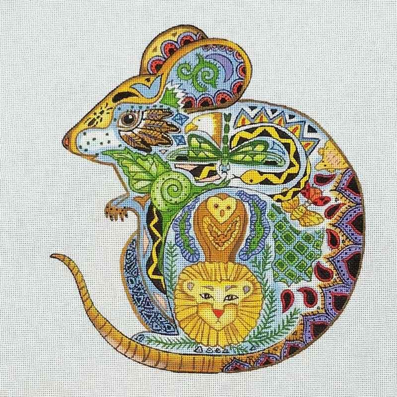 Nashville Needleworks-6341-Mouse