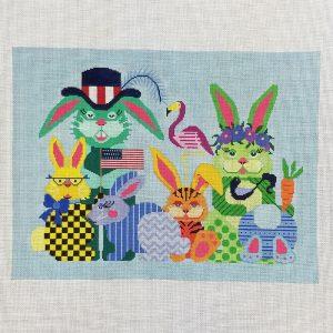 Nashville Needleworks- Every Bunny Needs Some Bunny
