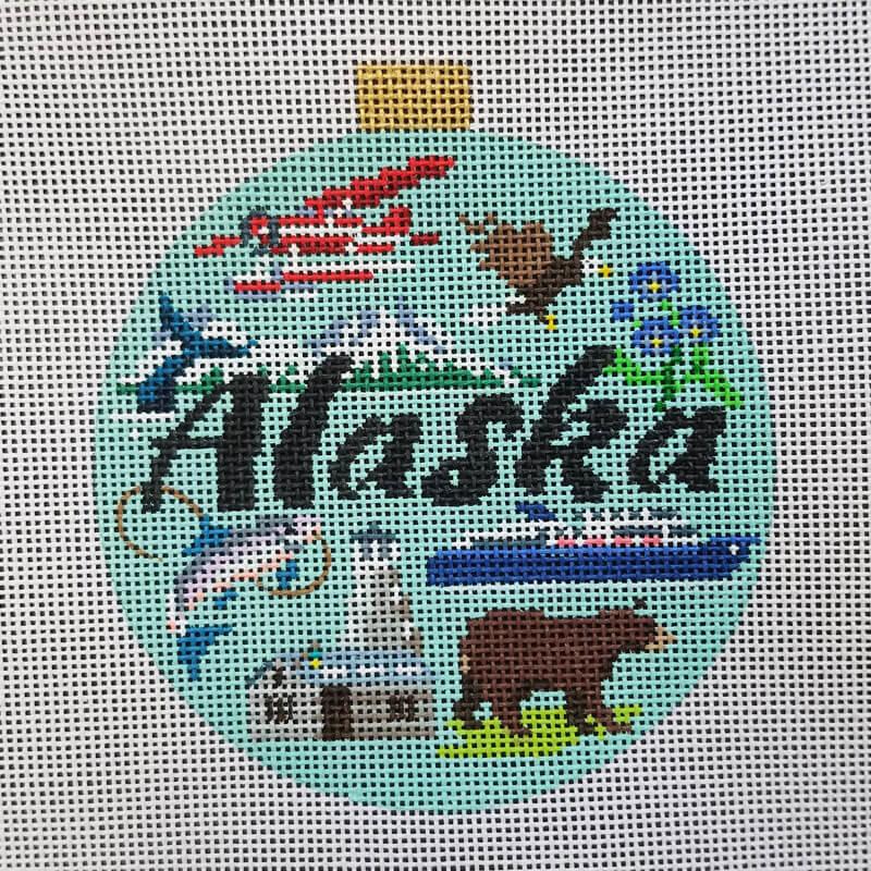 Nashville Needleworks- Alaska Round