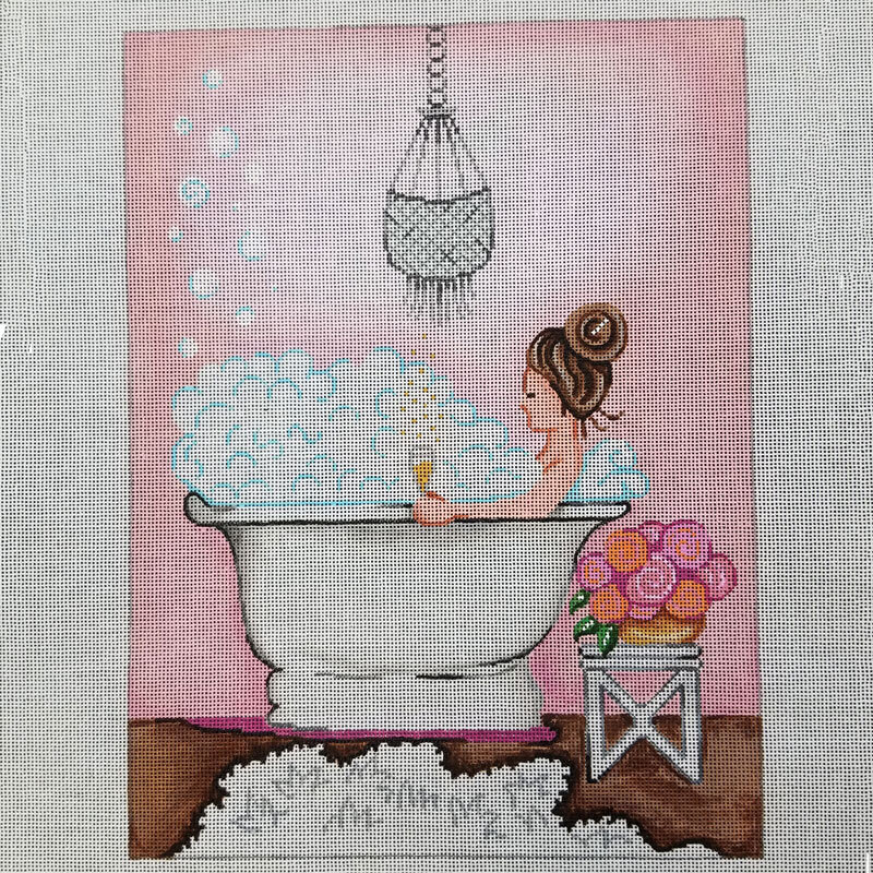 Nashville Needleworks-6082-Bubble Bath