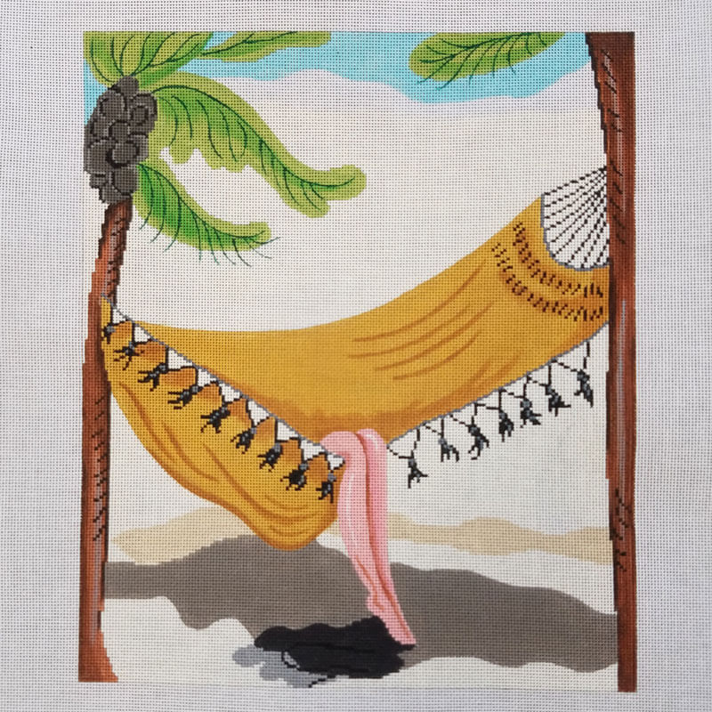 Nashville Needleworks-5939-Girl In Hammock
