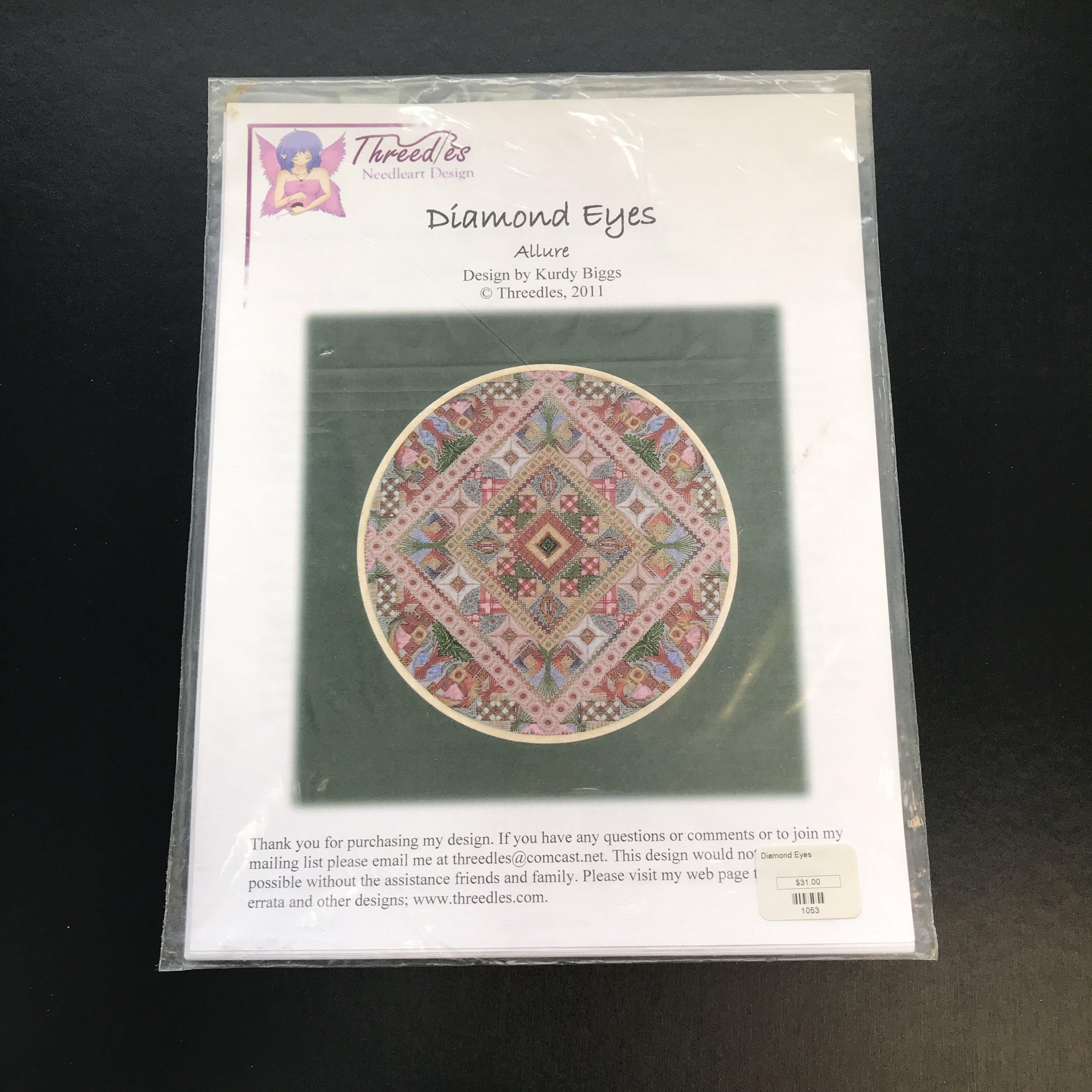 Nashville Needleworks - Diamond Eyes