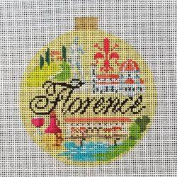 Nahville Needleworks - Florence Travel Round